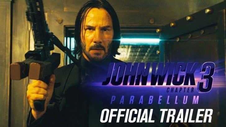 『ジョン・ウィック3:パラベラム(John Wick: Chapter 3 – Parabellum)』