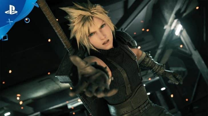 『FINAL FANTASY VII REMAKE』