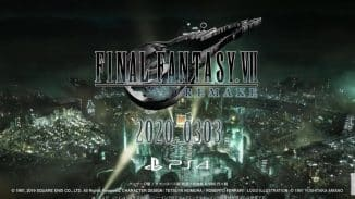 FINAL FANTASY VII REMAKE 特別長編CM(TV O.A Ver.)