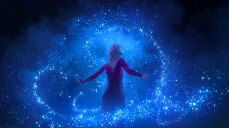 『アナと雪の女王2』の「イントゥ・ジ・アンノウン~心のままに」
