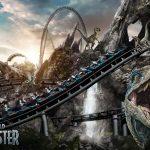 ユニバーサル・オーランド・リゾートに2021年夏オープン予定の新アトラクション「Jurassic World VelociCoaster」のライドマシンをかっこよく紹介する動画が公開される