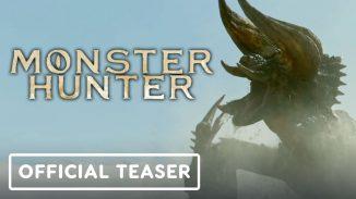 『モンスターハンター(MONSTER HUNTER)』
