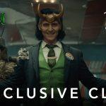 Disney+(ディズニープラス)にて配信予定のマーベル最新作『ロキ(Loki)』予告映像公開!